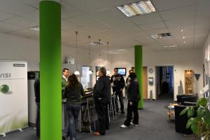 Aufenthaltsbereich Mecadat Büro Paderborn