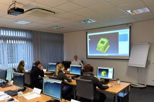 Schulungsraum Mecadat Büro Paderborn