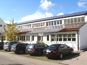 MECADAT AG Büro Langenbach