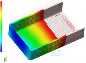 VISI-Flow: Fließlinien