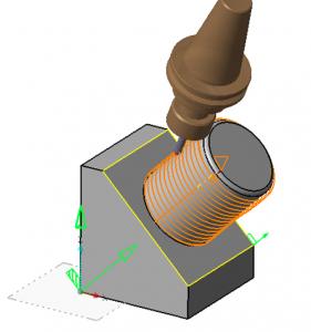 VISI Machining: Auto Tilting